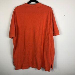Ralph Lauren Shirts - Bright orange Ralph Lauren polo Q26